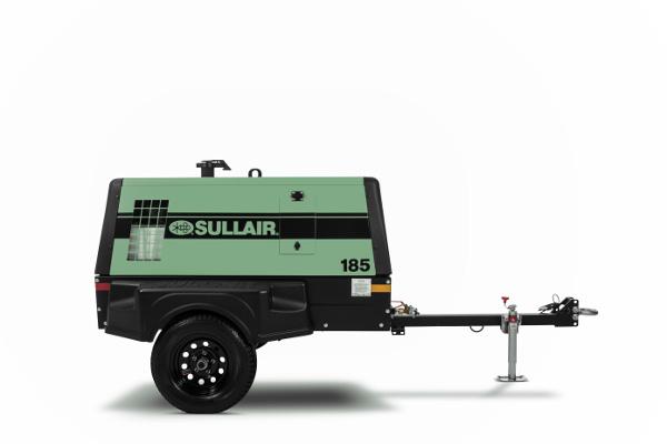 Винтовой компрессор Sullair 185 Image