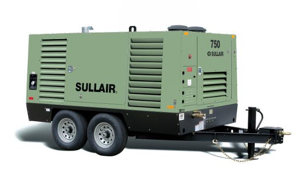 Винтовой компрессор Sullair 750 Image