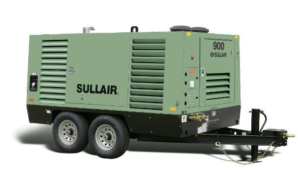 Винтовой компрессор Sullair 900 Image