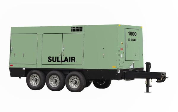 Винтовой компрессор Sullair 1600 Image