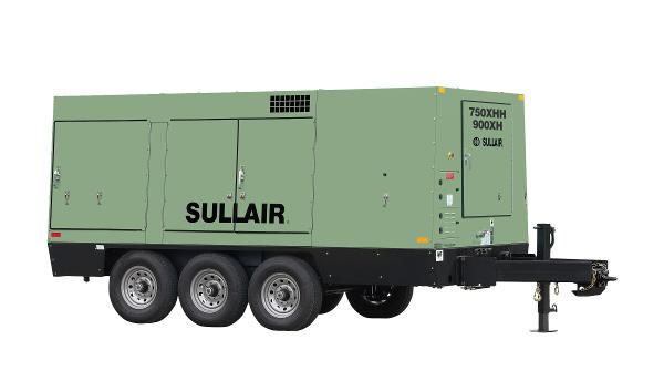 Винтовой компрессор Sullair Combo 750XHH-900XH Image