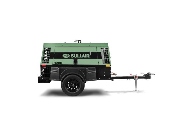 Винтовой компрессор Sullair 200H Image