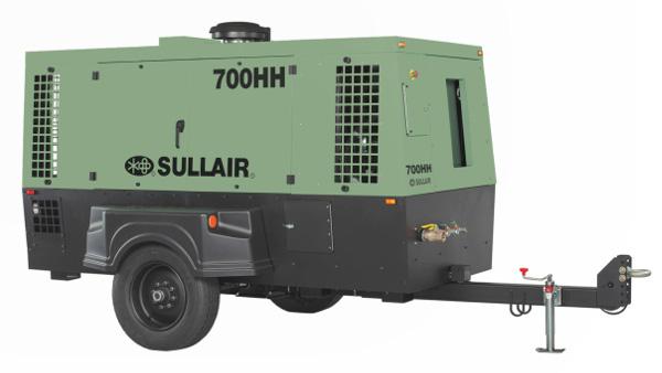 Винтовой компрессор Sullair 700HH Image