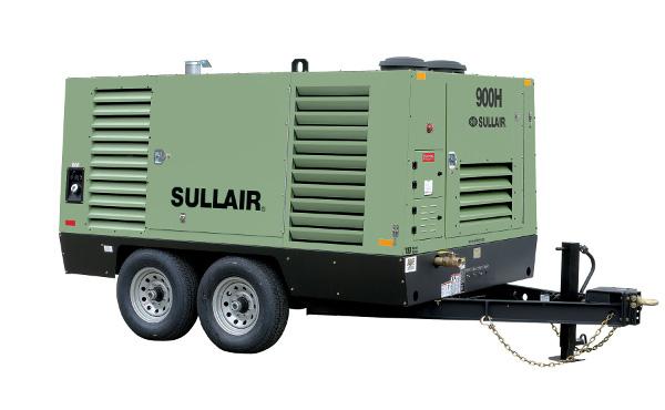 Винтовой компрессор Sullair 900H Image