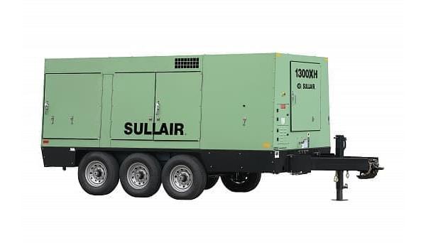 Винтовой компрессор Sullair 1300XH Image