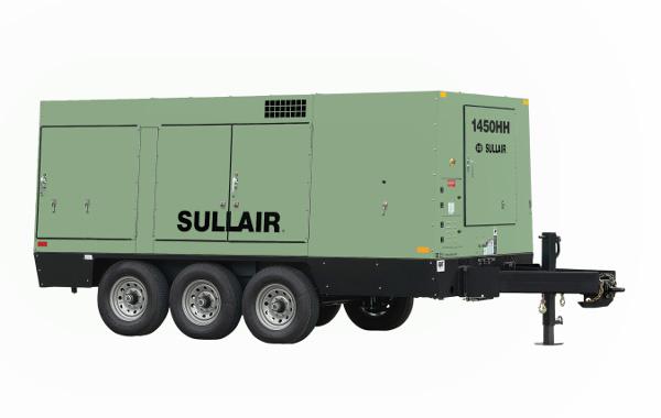 Винтовой компрессор Sullair 1450HH Image