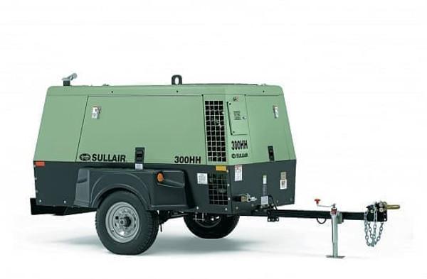 Винтовой компрессор Sullair 300HH Image