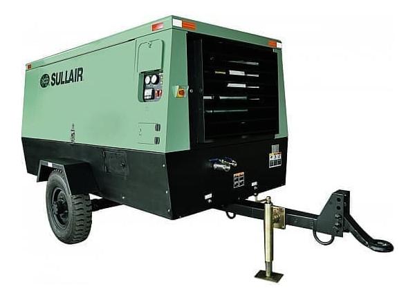Винтовой компрессор Sullair 600 Image